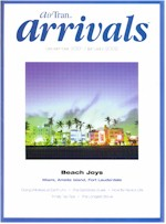 AirTran Arrivals in-flight magazine